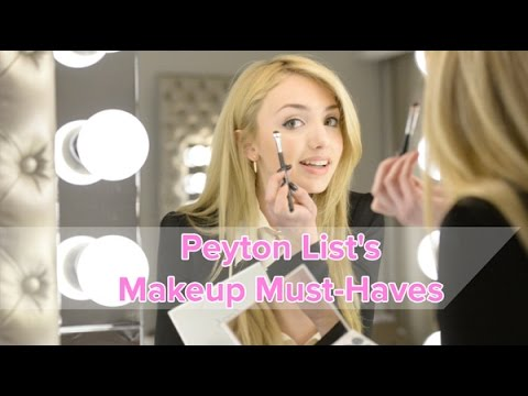 Peyton List shares summer beauty tips!