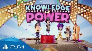 Knowledge is Power (10/2018)