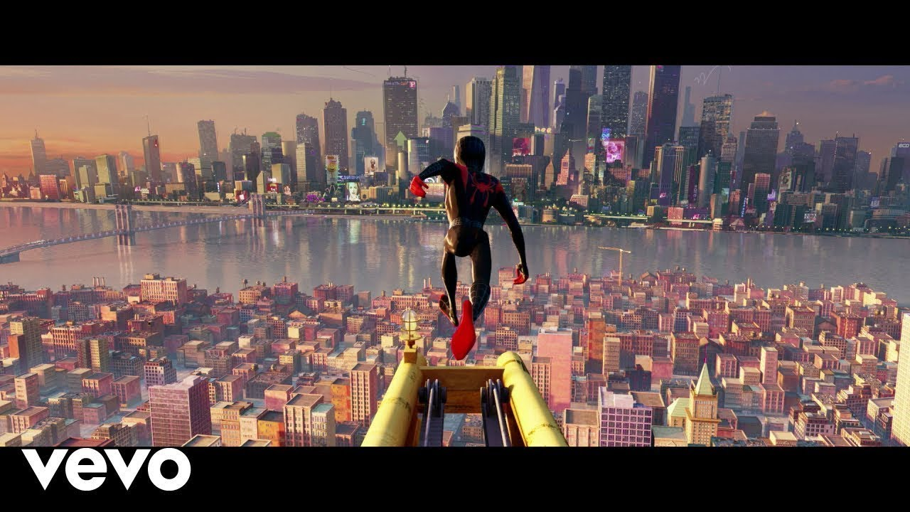 Post Malone, Swae Lee — Sunflower (Spider-Man: Into the Spider-Verse)