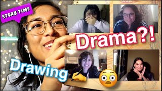 Drama and Draw: Messy Exchange in Hong Kong