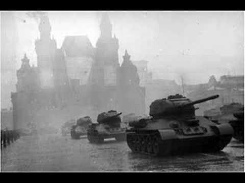 """March of Tankmen"" (Semeon Tchernetsky) / Марш танкистов (Семён Чернецкий)"