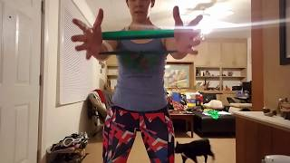 Self-Train Inspiration: Core & upper body karate conditioning exercises