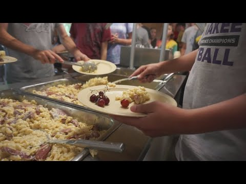 Gluten-Free Camp Brings Normalcy To Children With Celiac Disease