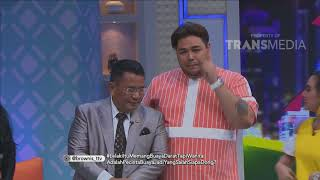BROWNIS TONIGHT - Ini Ekspresi Ayu Ting-Ting Di Rayu Hotman Paris (2/4/18) Part 2