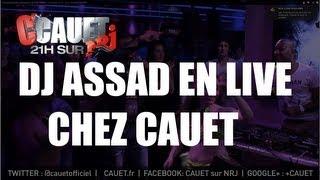 Dj Assad Ft Alain Ramanisum & Willy William - Li Tourner 2013 - Live - C'Cauet sur NRJ