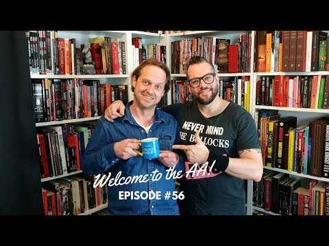 WELCOME TO THE AA EPISODE #56 BAS BIRKER