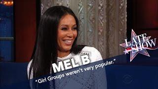 Mel B Reveals How The Spice Girls Got Their Names