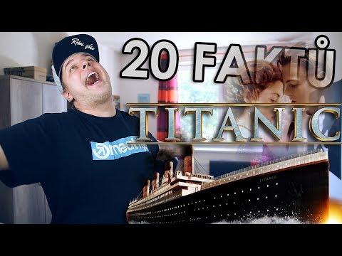 20 FAKTŮ - Titanic
