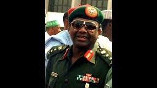 Real Reason why Abacha was always putting on Dark Google—Gen. Sam Momah