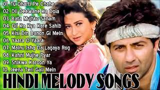 Hindi Melody Songs | Superhit Hindi Song | kumar sanu, alka yagnik & udit narayan | #Musically