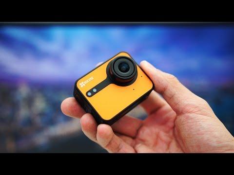 Review EZVIZ S1c Action Camera Indonesia