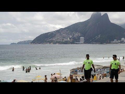 Ο στρατός ανέλαβε την ασφάλεια του Ριο ντε Τζανέιρο λόγω καρναβαλιού …