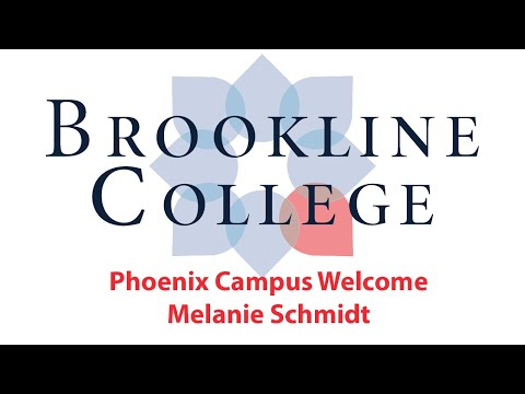 Brookline College - Student Welcome - Diploma in Medical Office ...