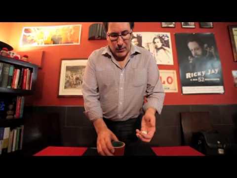Gabi Pareras - Chop cup