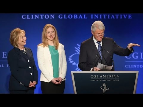 To what extent can bill clinton