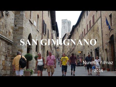 Italy/San Gimignano (Tuscany/Italy) Part