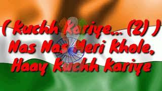 Chak de India (lyrics) - YouTube