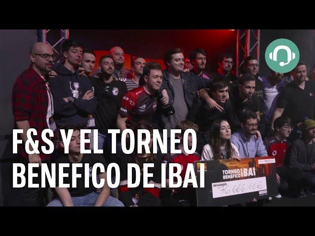 Todo sobre el Fun and Serious Game Festival 2018 y los 80.000 euros del Torneo Benéfico de Ibai
