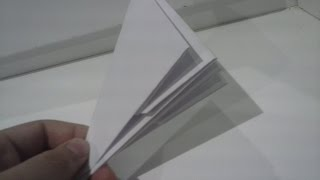 Двойная хлопушка из бумаги.