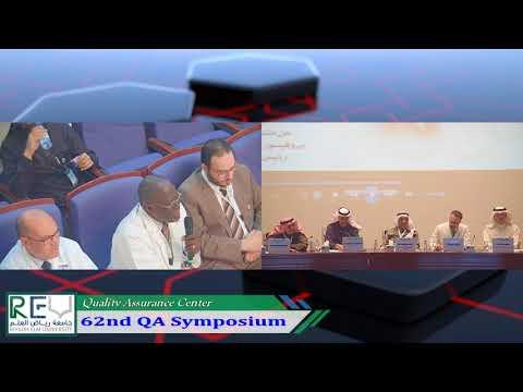 62nd QA Symposium - Part 2