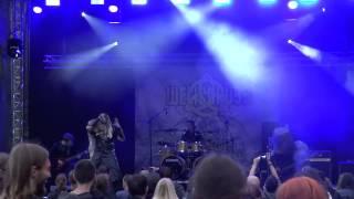 Video Kharnha - live on Gothoom Openair festival 2015
