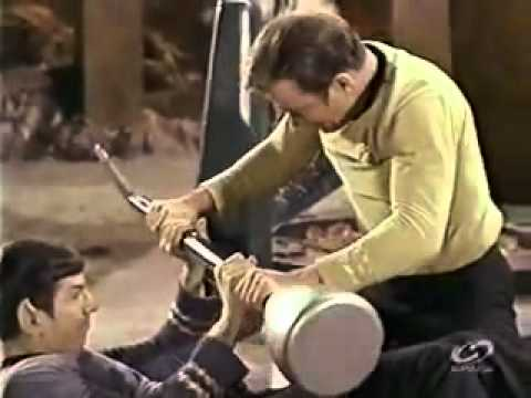 Star Trek Fight Music (Amok Time) (1967) (Song) by Gerald Fried