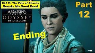 ACO DLC 2 The Fate of Atlantis - Episode 1 Fields of Elysium Ending - No Good Deeds