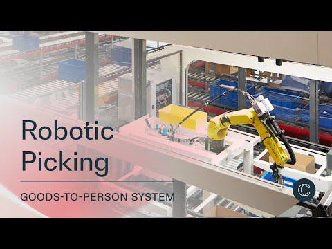 Стартапы в логистике и транспорте. Covariant.ai создал складского робота с поддержкой ИИ