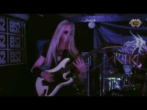 "Rik Priem's Prime "" Babylon Rising "" Official video 2014"