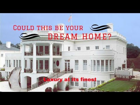 Welcome to Your Very Own White House! | The Plan Collection