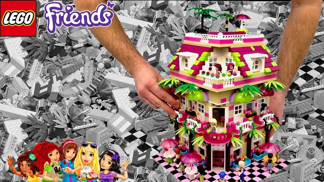 Lego Friends Creative Modular by Misty Brick.