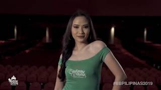 Samantha Poblete Binibining Pilipinas 2019 Introduction Video
