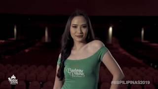 Samantha Poblete Binibining Pilipinas 2019 Introduction Video