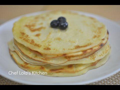 How To Make Nigerian Pancake – Chef Lola's Kitchen