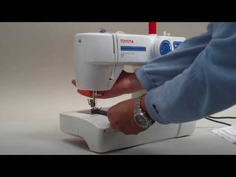 Sew Jeans With Toyota JFS18 Mp3