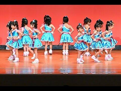 令和元年度東岩槻幼稚園お遊戯発表会 年中児『ドレミソラシド』