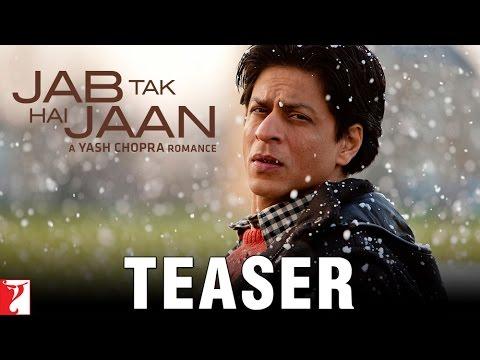 Jab Tak Hai Jaan Teaser