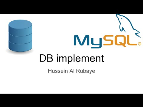 1- Welcome to MySQL || مقدمة الدورة وماذا سوف نغطي بها