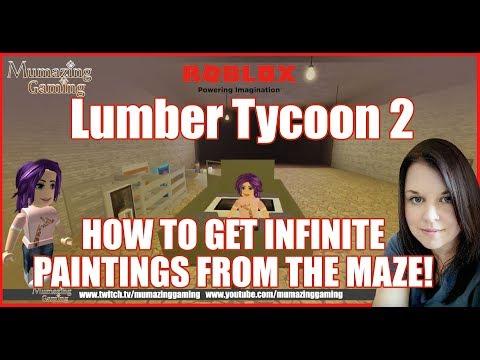 MAZE SECRETS : Lumber Tycoon 2 | RoBlox!! - смотреть онлайн на Hah Life