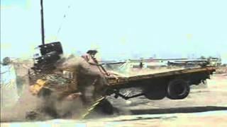Barricades Short Crash Test