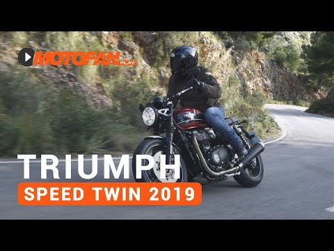 Vídeos de la Triumph Speed Twin