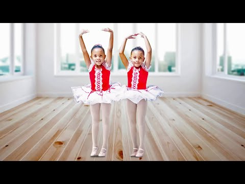 Twins First Dance Recital