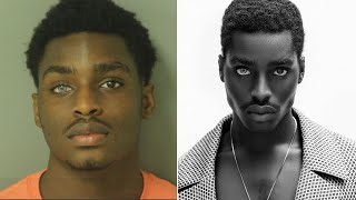 Mugshot of Man With Different Colored Eyes Lands Him a Modeling Contract