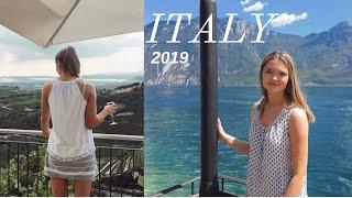 A Trip To Italy | Verona + Lake Garda 2019