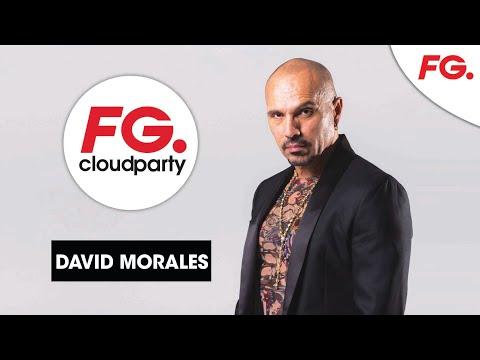 DAVID MORALES   FG CLOUD PARTY   LIVE DJ MIX   RADIO FG
