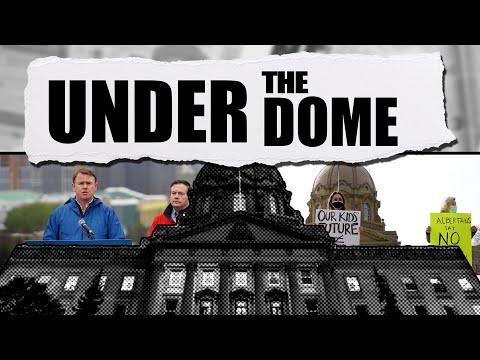 Under the Dome Alberta's UCP government juggles trio of controversies