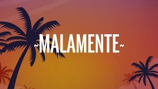 ROSALÍA - MALAMENTE (Letra/Lyrics)