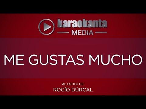Me gustas mucho Rocio Durcal