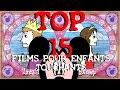 TOP 15-FILMS POUR ENFANTS TOUCHANTS-Les Successeurs de Disney