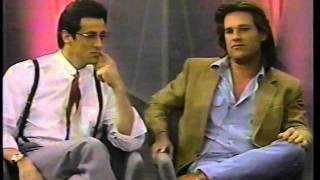 Sylvester Stallone & Kurt Russell @ The Oprah Winfrey Show Pt 2
